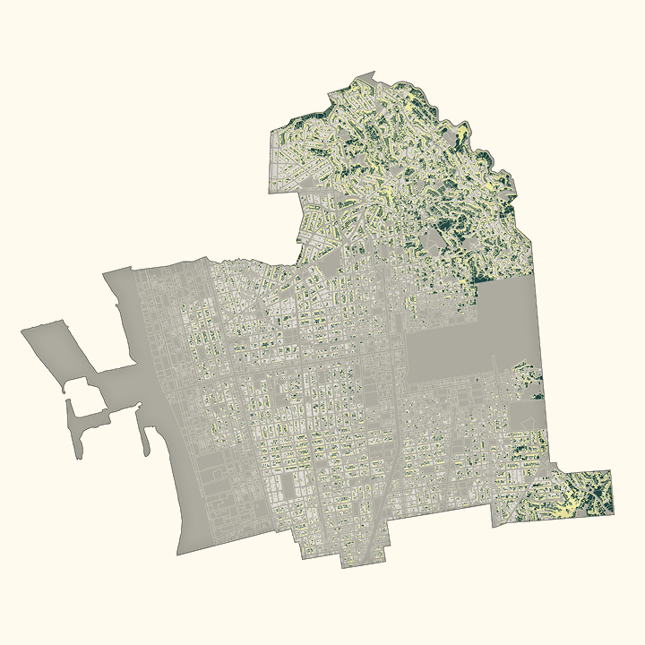 GIS Data Visualization